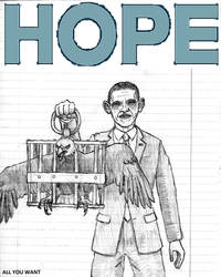 Obama 2012 by Libertas-Potentia