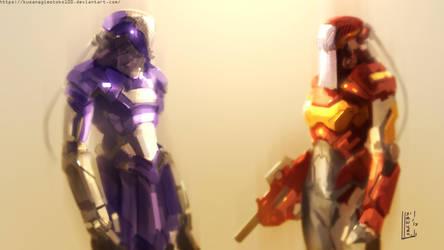 Bots Design by kusanagimotoko100