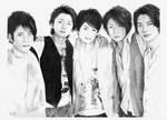 Arashi by Yuka13