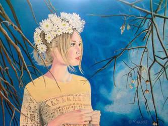 Flower by Yuka13