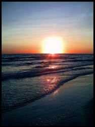 Sunset VI by stelladelmare