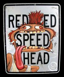 RED ED, SPEED HEAD by limetimetv
