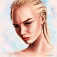 Diana by eduradovna