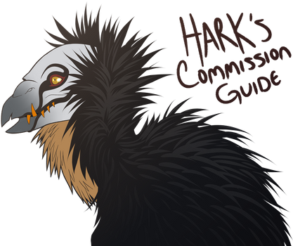 Hark's Commission Guide by Harseik
