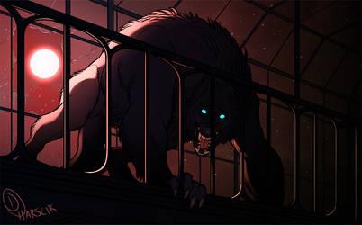 Commish - Werewolf Emancipation by Harseik