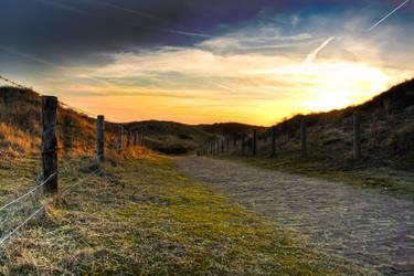 Path of Light by silverdragon