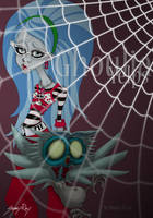 Ghoulia Yelps by Sunny-X-Ray