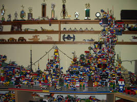 The Lego City by best360