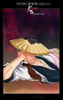 Shunsui in color. by Louen666