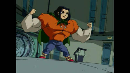 jackie chan adventures muscle growth jade 5 by Artmaster6778757