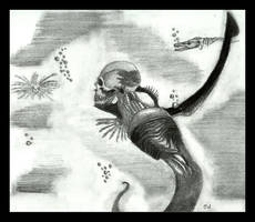 Morbid Sea by Oel