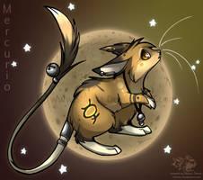 Animal Planet: Mercury by Shivita