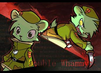 Double Whammy by Shivita