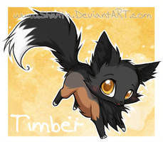 Chibi Timber by Shivita
