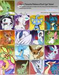 Pokemon Type Meme by Shivita