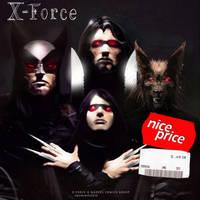 X-Force Queen by uwedewitt
