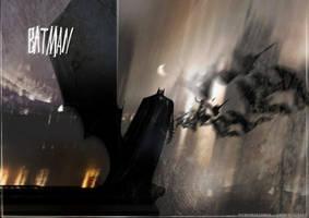 Batman4 by uwedewitt
