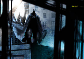 Batman5 by uwedewitt