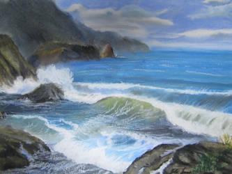 Rocky Beach by Digg409