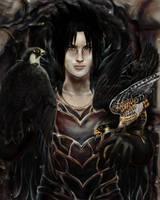 Eternal God of Darkness by Reynaile