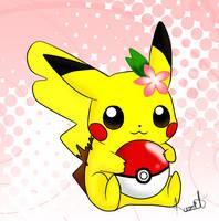 My Pikachu by Kaorith
