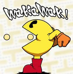 Mac-Fat-Pac-Man by Da-Ruka
