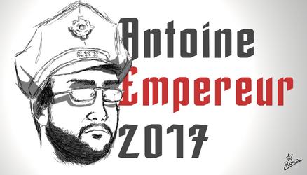 Antoine Empereur 2017 by Da-Ruka
