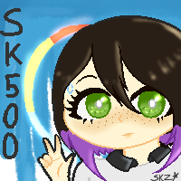 [ DBH OC ] Pixel Susan by Sukzu-Chan