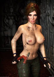 Tomb Raider - Run For Your Life ! by DeT0mass0