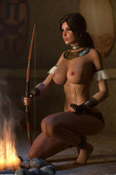 Lara Croft - Huntress from Paititi by DeT0mass0