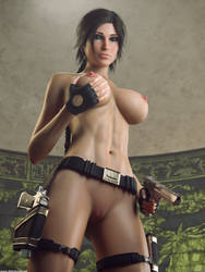 Lara Croft - Play My Game by DeT0mass0