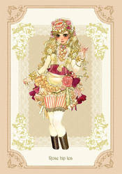 RoseHipTea by sakizo
