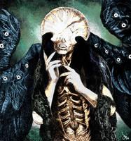 Angel of Death - Hellboy by EbilSoki