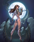 Campbell Witchblade 135 by ToolKitten
