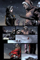 Birds of Prey issue 1 page 2 by ToolKitten