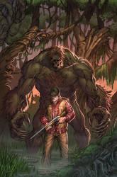 Monster Hunter by ToolKitten