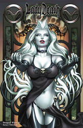 Lady Death Aries by ToolKitten