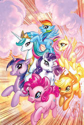 My Little Pony JSC by ToolKitten