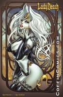Lady Death Zodiac Leo by ToolKitten