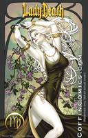 Lady Death Zodiac virgo by ToolKitten