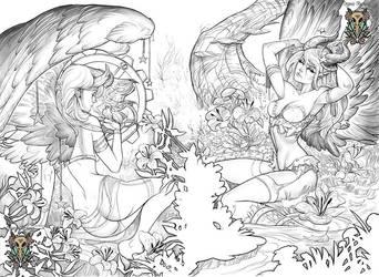 2014 Sketchbook wrap by ToolKitten