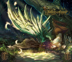 Fallen Angels Cover by ToolKitten