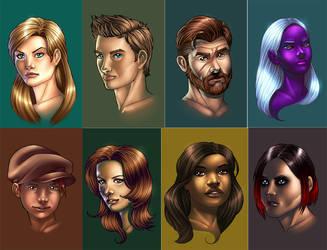 Headshots by ToolKitten