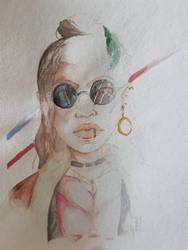 Traditional Art by MsJunix
