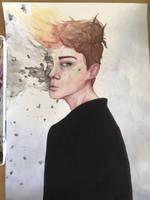 Pheonix by Kelse-draws