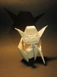 Yoda #1 by SkySurfer777