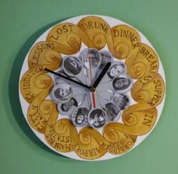 Weasley clock by SkySurfer777
