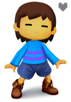 Frisk Smashified by Obsessor23
