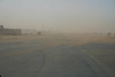 texas dust bowl by changanghua