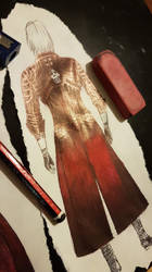 Dante Jacket details by NikkiSixxIsALegend